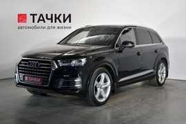 Иркутск Audi Q7 2017