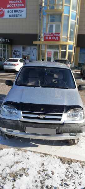 Воронеж Niva 2008