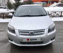 Новосибирск Corolla Axio 2007