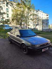 Карпинск Corolla 1988