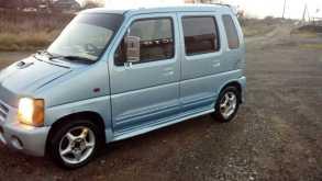Новотитаровская Wagon R Wide 1997