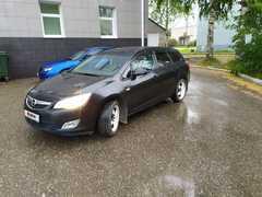 Шексна Opel Astra 2011