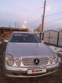 Иркутск E-Class 2003