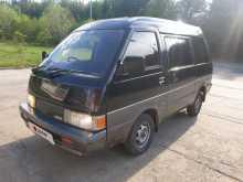 Усть-Илимск Vanette 1989