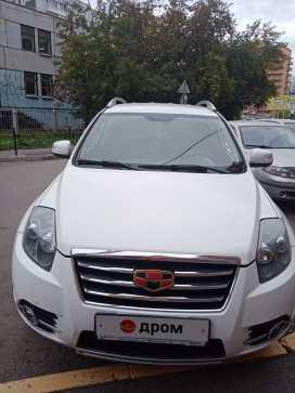 Красноярск Emgrand X7 2016