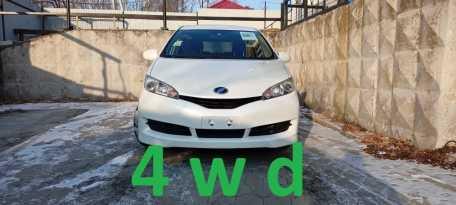 Владивосток Toyota Wish 2011