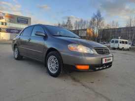 Ухта Corolla 2003