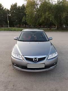 Каменск-Уральский Mazda6 2007