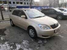 Екатеринбург Corolla Runx 2003