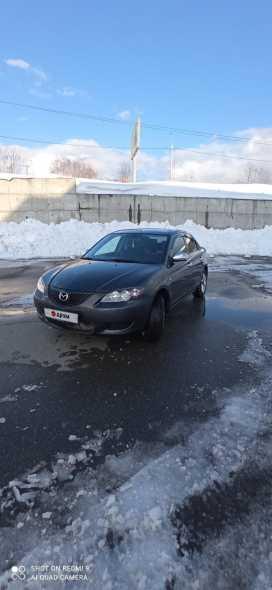 Петропавловск-Камчатский Mazda3 2008