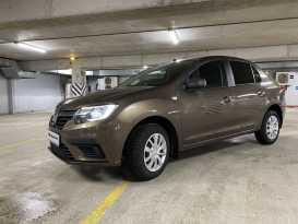Санкт-Петербург Renault Logan 2019