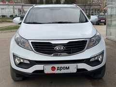 Севастополь Kia Sportage 2013