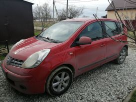 Анапа Nissan Note 2007