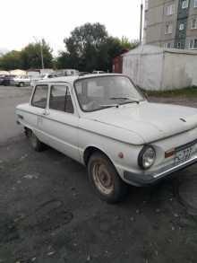 Барнаул Запорожец 1990