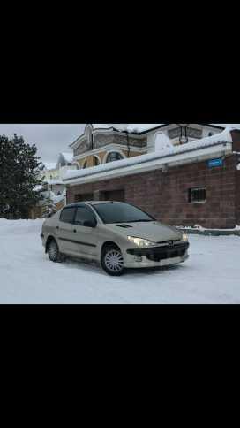 Новосибирск Peugeot 206 2007