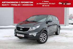 Томск Kia Sportage 2015