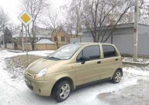 Пятигорск Matiz 2009