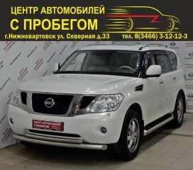 Нижневартовск Nissan Patrol 2011