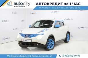 Новосибирск Nissan Juke 2011