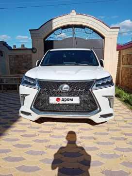 Кострома Lexus LX450d 2018