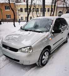 Москва Калина 2007