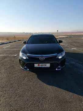 Чита Toyota Camry 2015