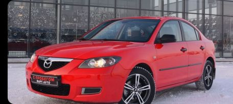 Набережные Челны Mazda3 2006