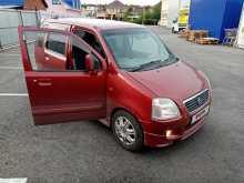 Екатеринбург Wagon R Plus 2000