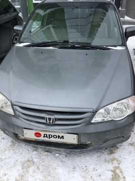 Новосибирск Honda Odyssey 2001