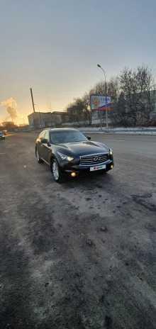 Москва FX37 2012
