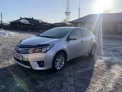 Кызыл Corolla 2013