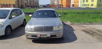 Новосибирск Cedric 2004