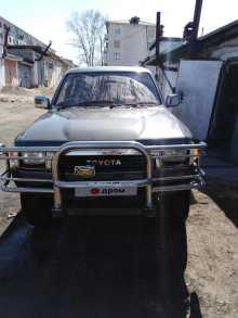 Шимановск Hilux Pick Up 1989