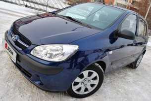 Пенза Hyundai Getz 2008