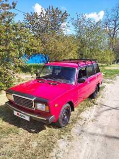 Нижнегорский 2104 1990