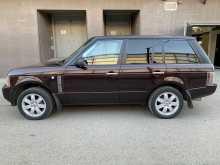 Москва Range Rover 2008