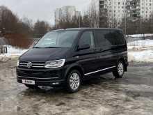 Москва Multivan 2018