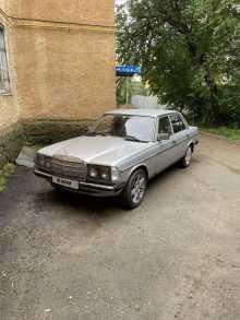 Екатеринбург W123 1981