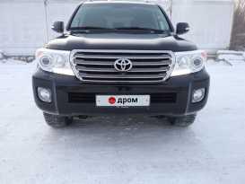 Омск Land Cruiser 2013
