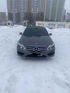 Челябинск E-Class 2015