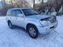 Омск LX470 2007