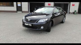 Грозный Corolla 2012