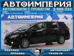 Красноярск Toyota Wish 2012