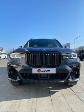 Владивосток BMW X7 2019
