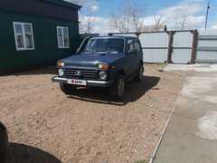 Улан-Удэ 4x4 2121 Нива 2006