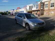 Тольятти Corolla Runx 2001