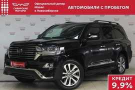 Новосибирск Land Cruiser 2017