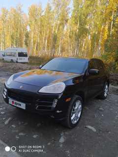 Челябинск Cayenne 2007