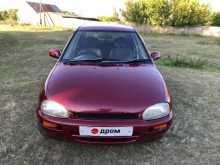 Топчиха Autozam Revue 1995