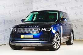 Екатеринбург Range Rover 2018